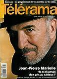 Télérama - n°2306 - 23/03/1994 - Jean-Pierre Marielle :