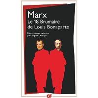 Le dix-huit brumaire de Louis Bonaparte