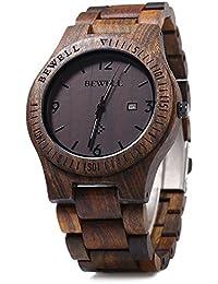 orologio legno orologi