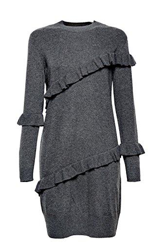 ESPRIT Damen Kleid Grau (Gunmetal 5 019)