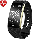 Activity tracker,GanRiver® Fitness Tracker Bluetooth Cardiofrequenzimetro...