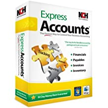 NCH Software Express Accounts - Multi User -Fully featured, Single installation license