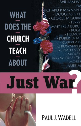 What Does the Church Teach About Just War?