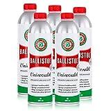 Ballistol Universalöl Flasche 500ml - Rostschutz ohne Verharzen (5er Pack)