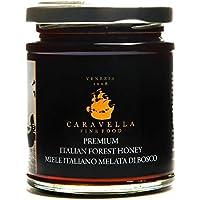 Caravella Premium Melata di Foresta Miele 100% italiano grezzo prodotto artigianale 250 gr direttamente da Venezia