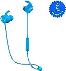 Bluetooth Kopfhörer V4.1 Stereo Sport Kopfhörer In Ear Wireless Ohrhörer Headset 8 Stunden Spielzeit für iPhone Samsung und jedes andere Smartphone oder Bluetooth-Gerät - AlienxCandy (M6)