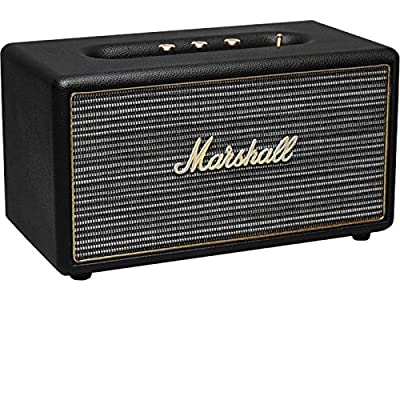 Marshall Stanmore blautooth Haut-Parleur Noir