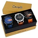 Cavalli Analogue Multi-Colour Dial Men'S...