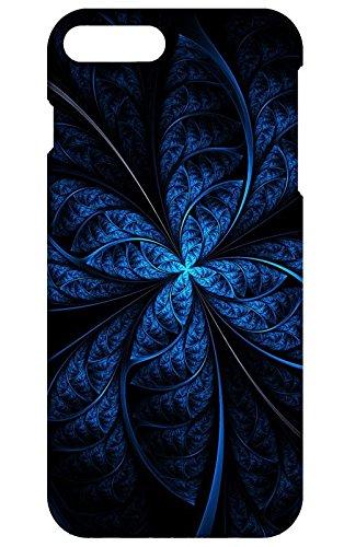 Back cover for Apple iPhone 8 plus | Designer case |pattern color light blue dark iPhone 8 plus case| 3D Premium quality (Multicolor, Matte Finish,Poly-Carbonate hard plastic)