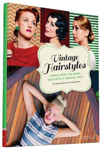Vintage Hairstyles: Simple Steps for Retro Hair with a Modern Twist - Wave-frisuren