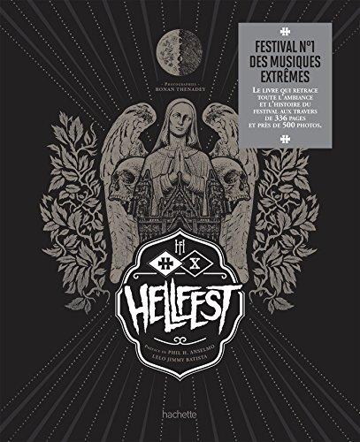 Hellfest: 10 ans du festival par Lelo Jimmy Batista