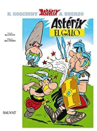 Astérix el galo par Albert Uderzo
