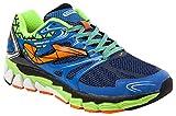 Joma Titanium, Zapatillas de Running Hombre, Azul (Royal-fluor 704), 42 EU
