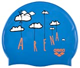 Arena Kinder Badekappe Print Jr 94171 Soof/Deep-Sea One size