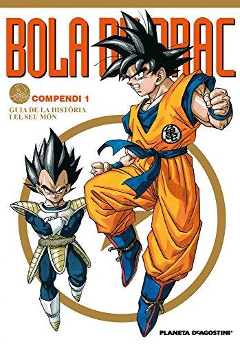 Bola de Drac Compendi nº 01/04: Guia de la història i el seu món (Manga Artbooks)