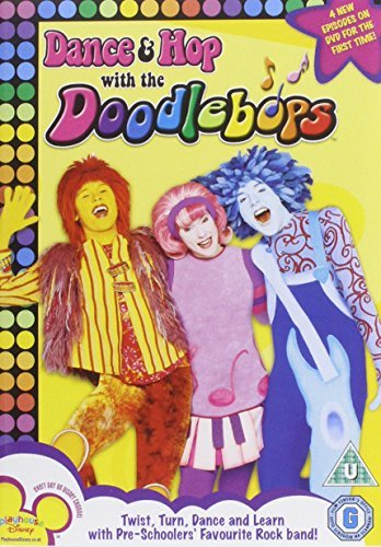 Dance & Hop With The Doodlebops (Irish