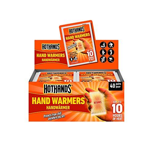 Hot Hands - Calentadores mano paquete 40 unidades
