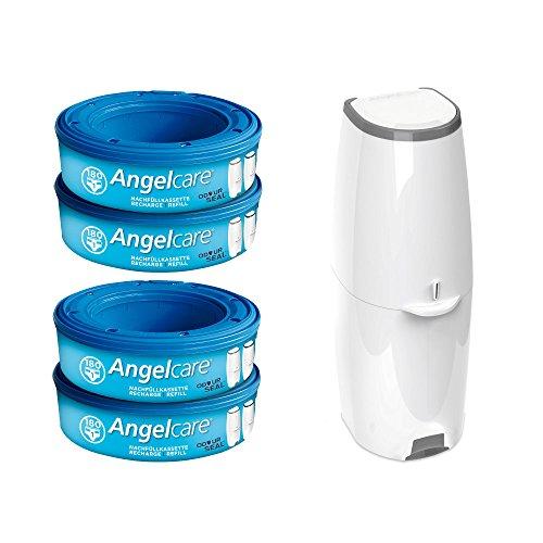 *Angelcare Windeleimer Comfort Plus inkl. 4 Kassetten*