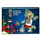 2018 WM Magnet - Mascot 54 x 76mm