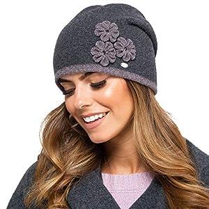 Kamea Damen Mütze Kopfbedeckung Herbst Winter Valencia