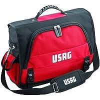 USAG 007 RV Borsa per Utensili e PC Vuota, U00070033