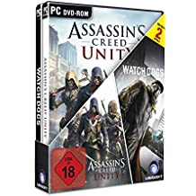 Big Hit Pack: Assassin's Creed Unity & Watch Dogs - [PC]
