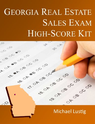 Georgia Real Estate Sales Exam High-Score Kit
