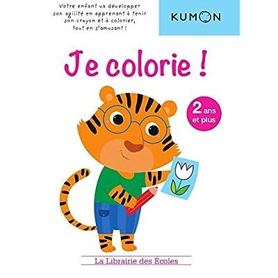Méthode Kumon : Je colorie !