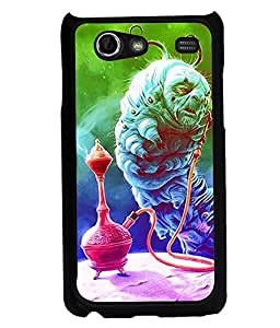 Aart Designer Luxurious Back Covers for Samsung Galaxy S Advance I 9070 + Digital LED Watches Unisex Silicone Rubber Touch Screen by Aart Store.