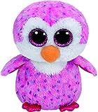 Unbekannt Ty Beanie Boo Plüsch–Glider The Pink Pinguin 15cm