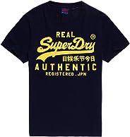Superdry Vintage Authentic Fluro Short Sleeve T-Shirt