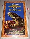 Walt Disneys Abenteuer der Natur: Die Wüste lebt [VHS]