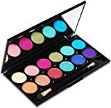 Technic Electric 12 Eye Shadow Palette-Electric Eyes New