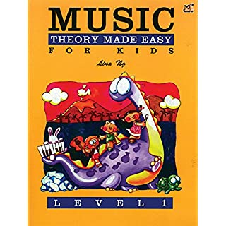 Music Theory Made Easy for Kids, Level 1 (Made Easy (Alfred))
