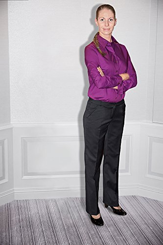 GREIFF Damen-Hose BASIC comfort fit - Style 1353 Schwarz