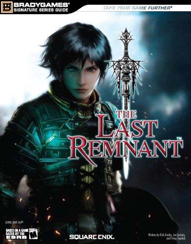 Preisvergleich Produktbild The Last Remnant Signature Series Guide (Bradygames Signature Guides)
