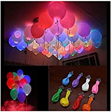 Junos LED Balloons Pack of 25