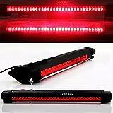RUNGAO Universal rot 14LED 3. Auto Bremslicht Rücklicht Licht hoher Halterung Stop Lampe 12V