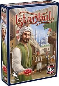 Alderac Entertainment Group Istanbul Board Game, Multi Color