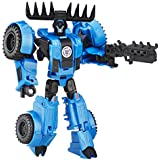 Transformers: Robots in Disguise Warrior Class Thunderhoof (Weaponizers version) by Transformers