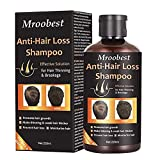 Anti-Hair Loss Shampoo, Hair Growth Shampoo, Effective Solution for Hair Thinning & Breakage