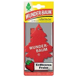 Wunderbaum 178209 Erdbeere, 3-er Pack