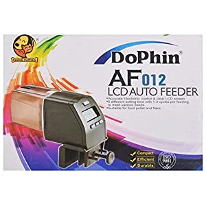 Dophin AF012 LCD Automatic Fish Food Timer