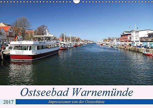 Preisvergleich Produktbild Ostseebad Warnemünde (Wandkalender 2017 DIN A3 quer): Ostseebad Warnemünde im Norden Deutschlands (Monatskalender, 14 Seiten ) (CALVENDO Orte)