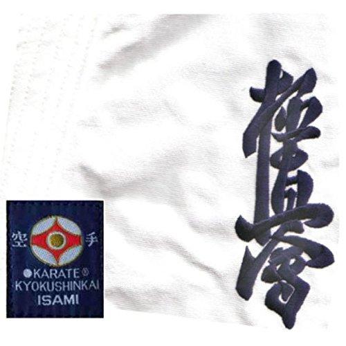 """Kyokushinkai Dogi """"Isami Germany"""" Kyokushin Karateanzug"""