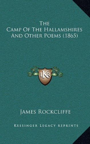 The Camp of the Hallamshires and Other Poems (1865)