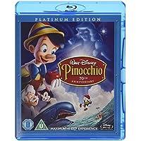 Pinocchio PE COMBI BD/DVD national