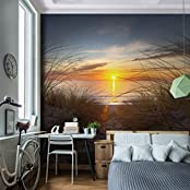 Vlies Fototapete 'Strand' 352x250 cm - 9032011a RUNA Tapete !!! 100% MADE IN GERMANY !!!