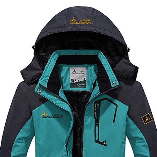 e9763812a51c7 Panegy – Chaqueta para Mujeres para Deportes Esquí Invierno Abrigo  impermeable Chaqueta de Nieve a prueba ...