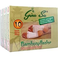 BAMBUSPFLASTER Gina Su Vitalpflaster 30 St preisvergleich bei billige-tabletten.eu